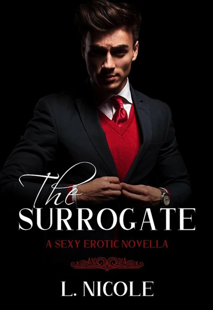 Cover Art for The Surrogate by L Nicole