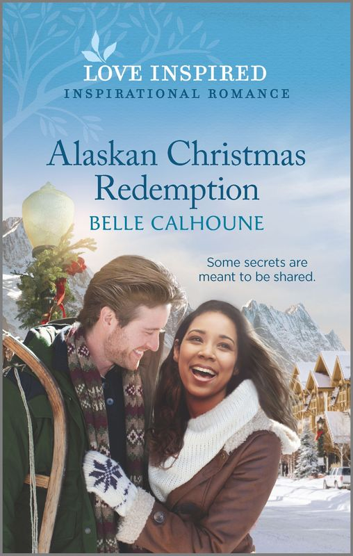 Cover Art for Alaskan Christmas Redemption by Belle Calhoune