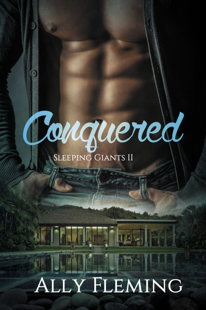 Cover Art for Conquered by Ally Fleming