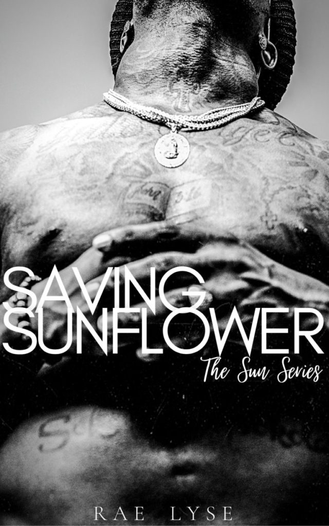 Cover Art for Saving Sunflower by Rae Lyse
