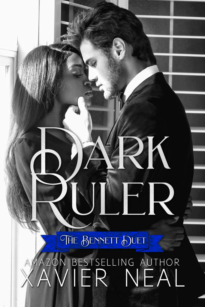 Cover Art for Dark Ruler (The Bennett Duet #1) by Xavier Neal