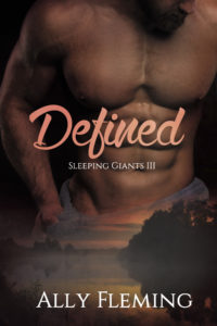 Cover Art for Defined by Ally Fleming