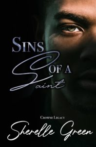 Cover Art for Sins of a Saint by Sherelle Green
