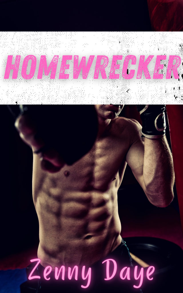 Cover Art for Homewrecker by Zenny Daye