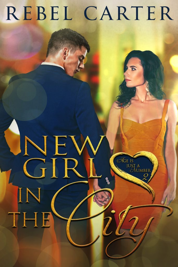 Cover Art for New Girl In The City by Rebel  Carter