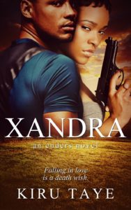Cover Art for Xandra by Kiru Taye