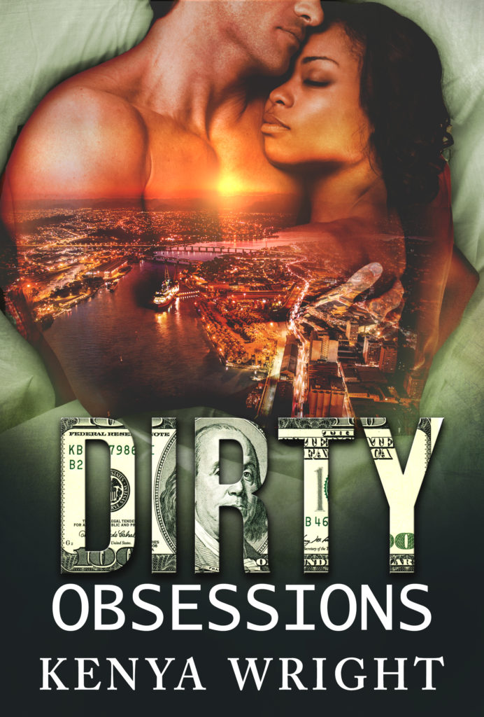 Cover Art for Dirty Obsessions by Kenya Wright