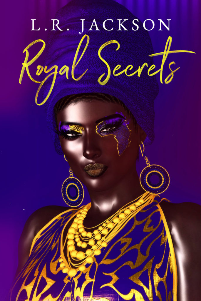 Cover Art for Royal Secrets by L.R. Jackson