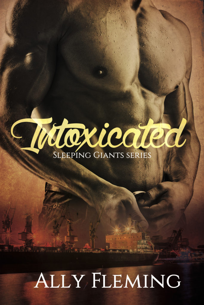 Cover Art for Intoxicated by Ally Fleming