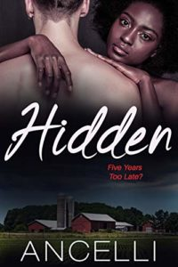 Cover Art for Hidden by Ancelli