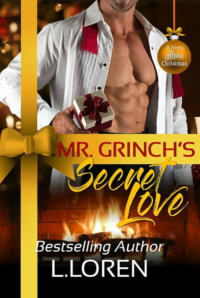 Cover Art for Mr. Grinch's Secret Love by L Loren