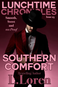 Cover Art for Southern Comfort by L Loren
