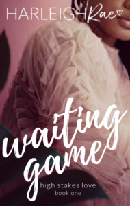 Cover Art for Waiting Game by Harleigh Rae