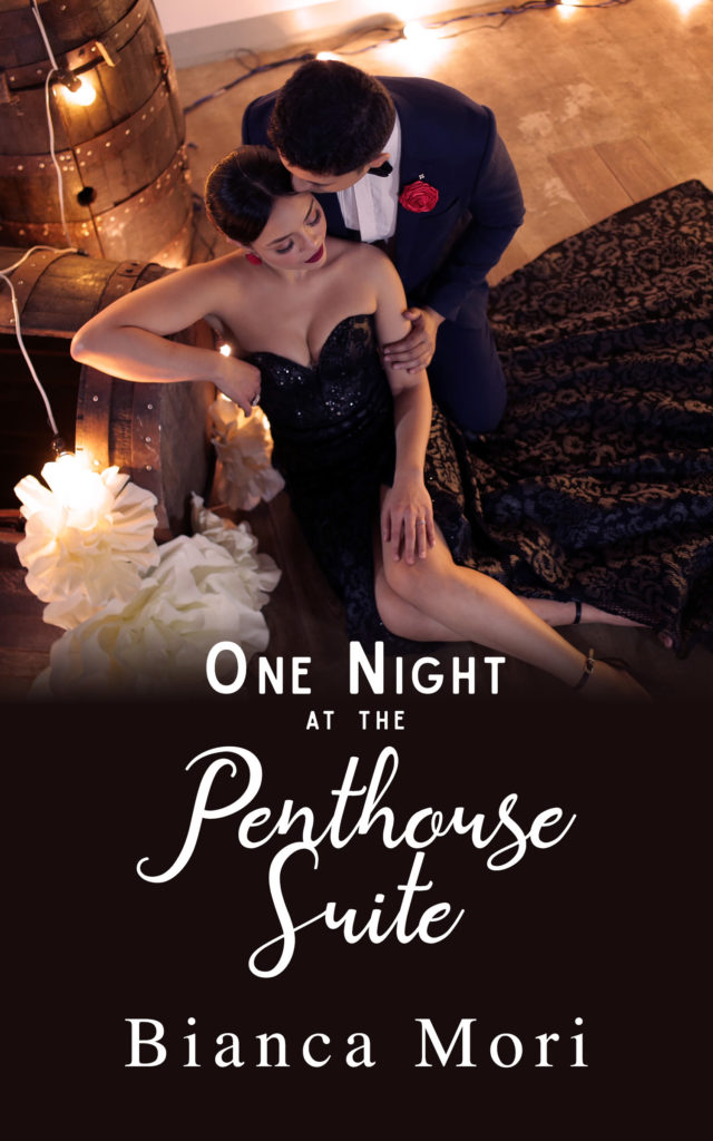Cover Art for One Night At The Penthouse Suite by Bianca Mori