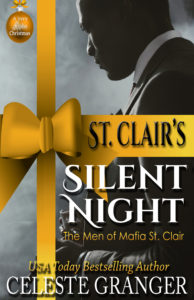 Cover Art for St. Clair's Silent Night by Celeste  Granger