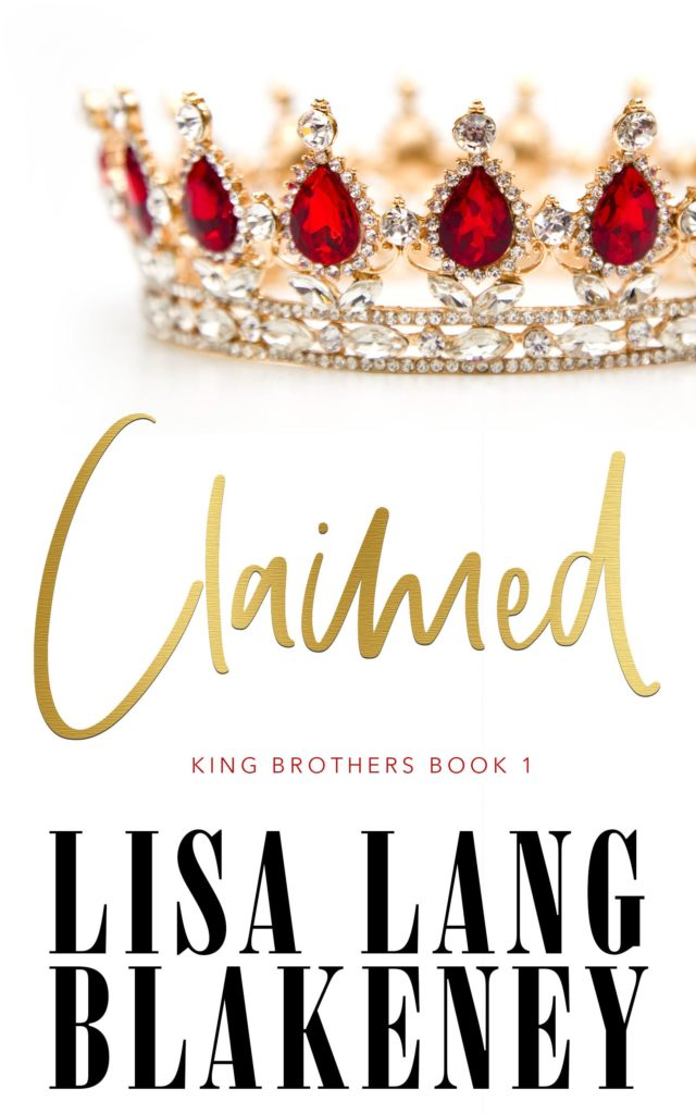 Cover Art for Claimed by Lisa Lang Blakeney