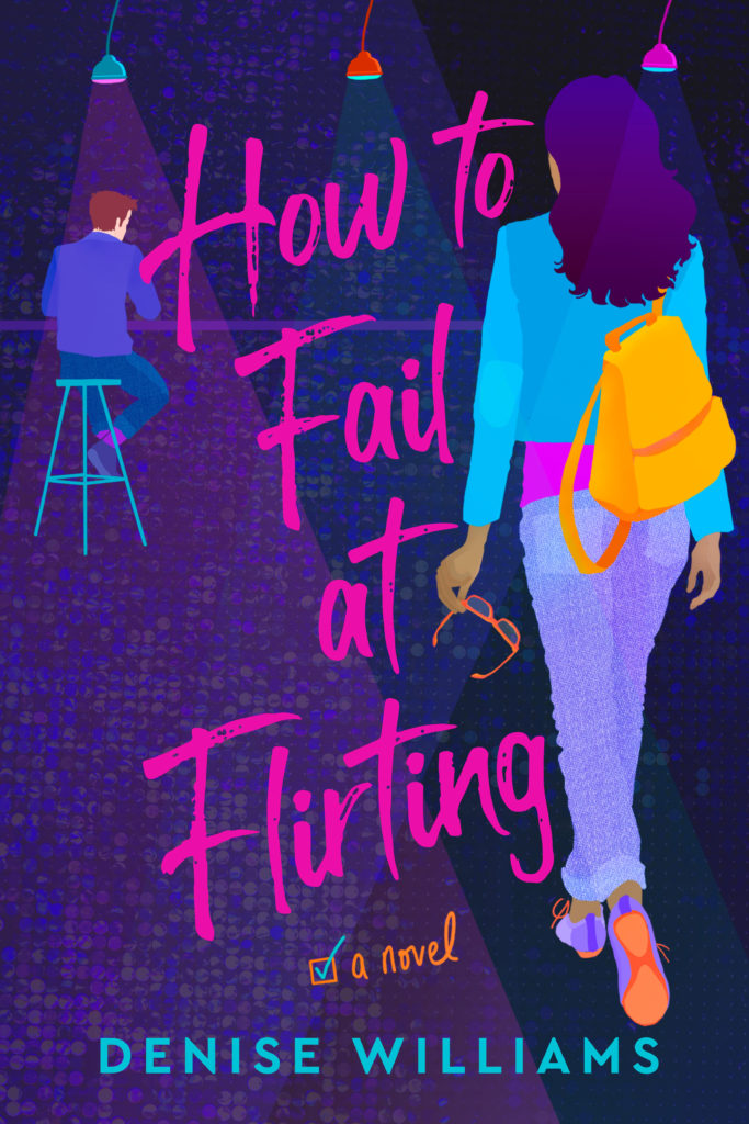 Cover Art for How to Fail at Flirting by Denise Williams