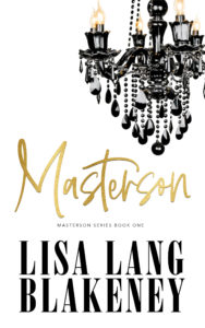 Cover Art for Masterson by Lisa Lang Blakeney