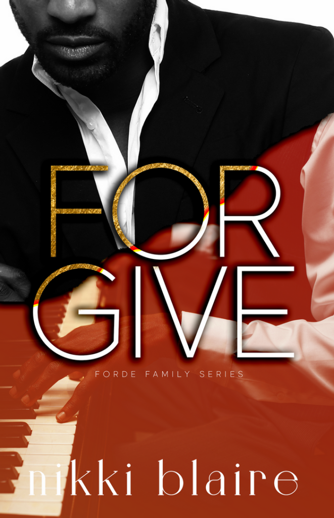 Cover Art for Forgive by nikki blaire