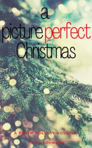 Cover Art for A Picture Perfect Christmas by Tiana  Johnson