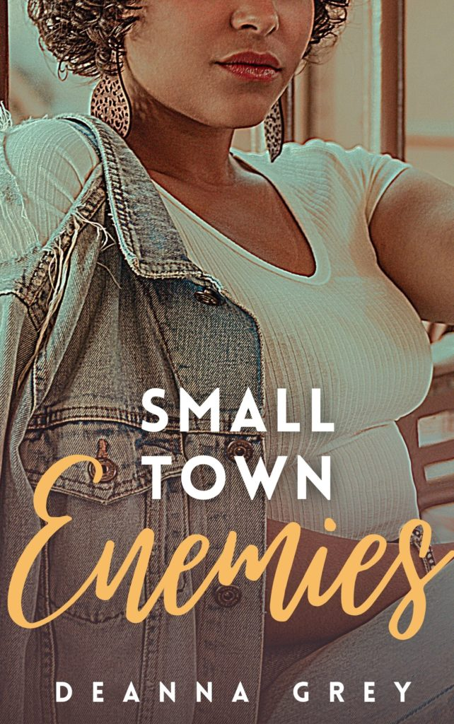 Cover Art for Small Town Enemies by Deanna Grey
