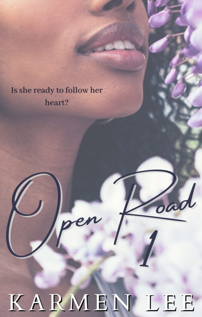Cover Art for Open Road 1 by Karmen Lee
