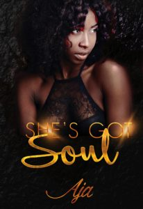 Cover Art for She's Got Soul by Aja