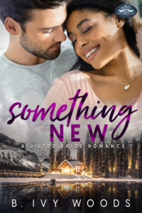 Cover Art for Something New by B. Ivy Woods