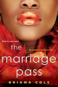 Cover Art for The Marriage Pass by Briana Cole