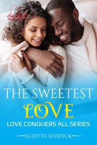 Cover Art for The Sweetest Love by Suzette Riddick