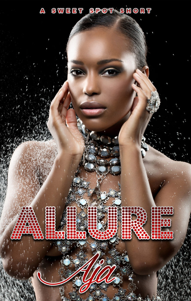 Cover Art for Allure by Aja