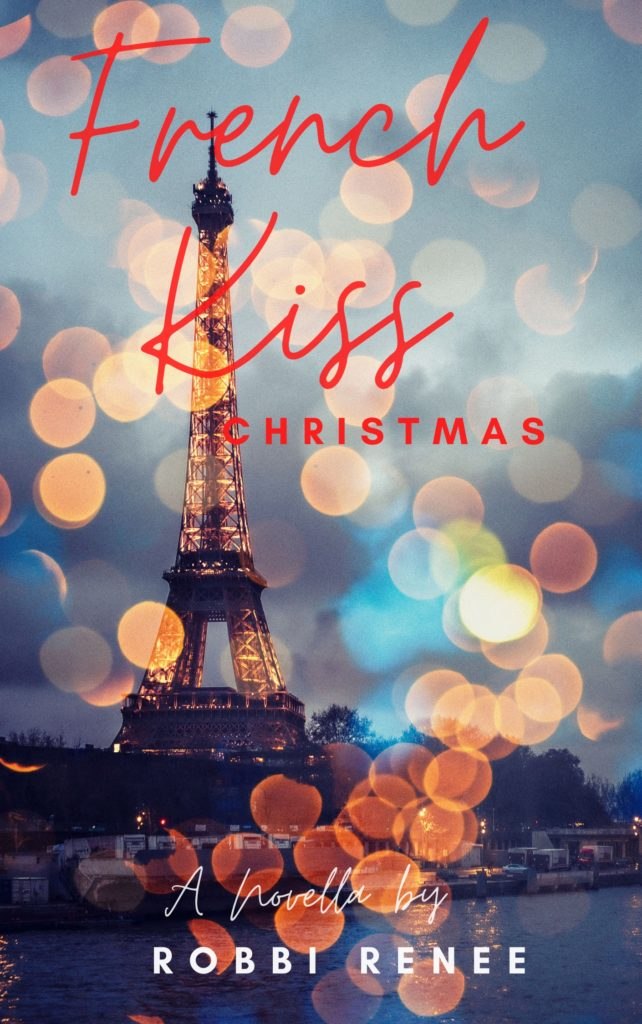 Cover Art for French Kiss Christmas by Robbi  Renee