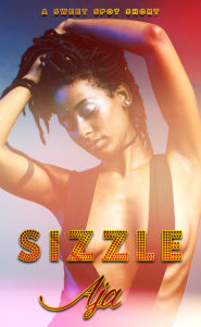 Cover Art for Sizzle by Aja