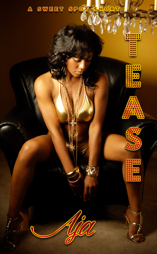 Cover Art for Tease by Aja