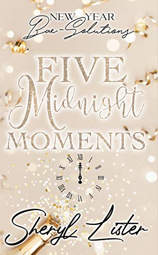Cover Art for Five Midnight Moments by Sheryl Lister