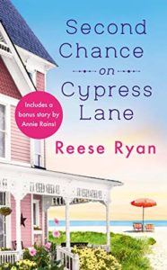 Cover Art for Second Chance on Cypress Lane by Reese Ryan