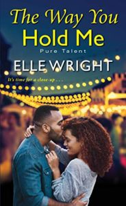 Cover Art for The Way You Hold Me by Elle Wright