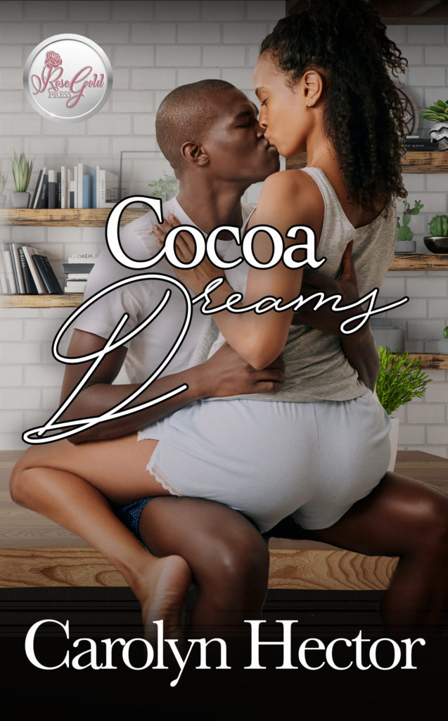 Cover Art for Cocoa Dreams by Carolyn Hector
