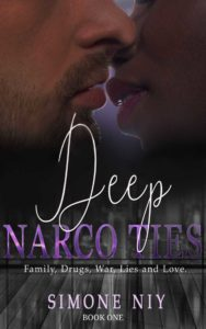 Cover Art for Deep Narco Ties by Simone Niy