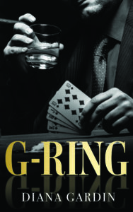 Cover Art for G-Ring by Diana Gardin