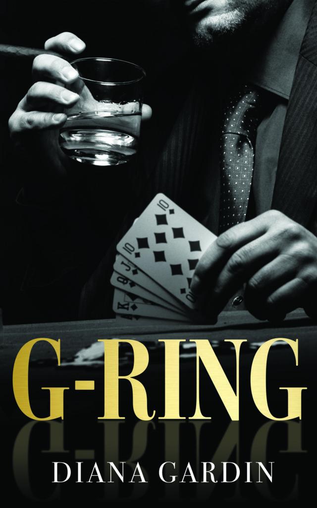 Cover Art for G-Ring by Diana Gardin