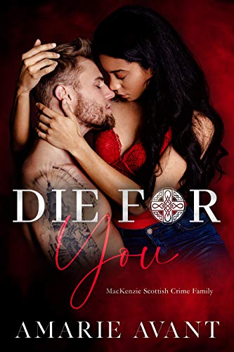 Cover Art for Die For You by Amarie Avant