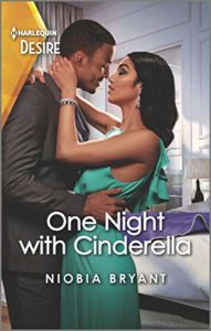 Cover Art for One Night with Cinderella by Niobia Bryant