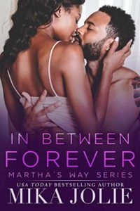 Cover Art for In Between Forever by Mika Jolie