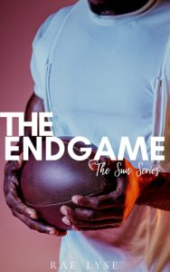 Cover Art for The Endgame by Rae Lyse
