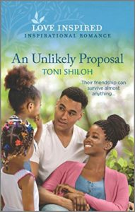 Cover Art for An Unlikely Proposal by Toni Shiloh