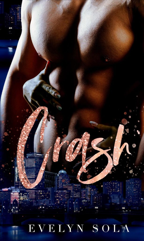 Cover Art for Crash by Evelyn Sola