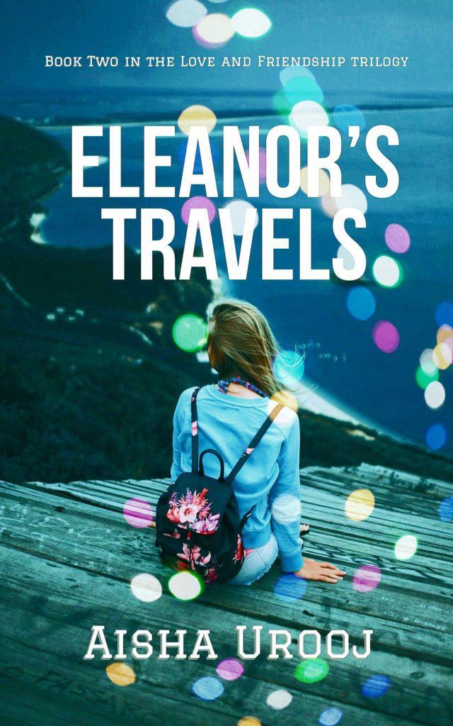 Cover Art for Eleanor's Travels by Aisha Urooj