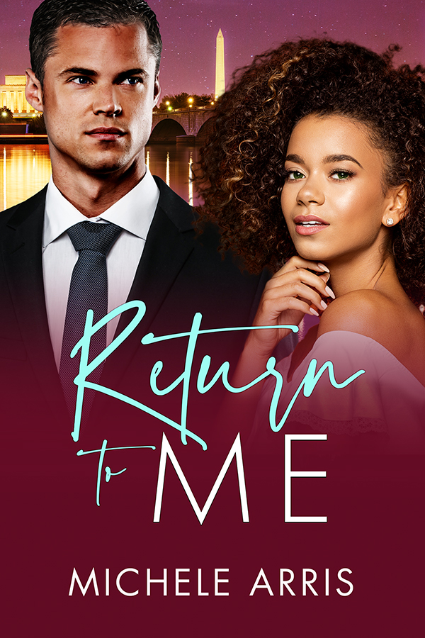 Cover Art for RETURN TO ME by MICHELE  ARRIS