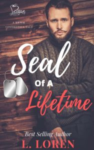 Cover Art for Seal of A Lifetime by L. Loren